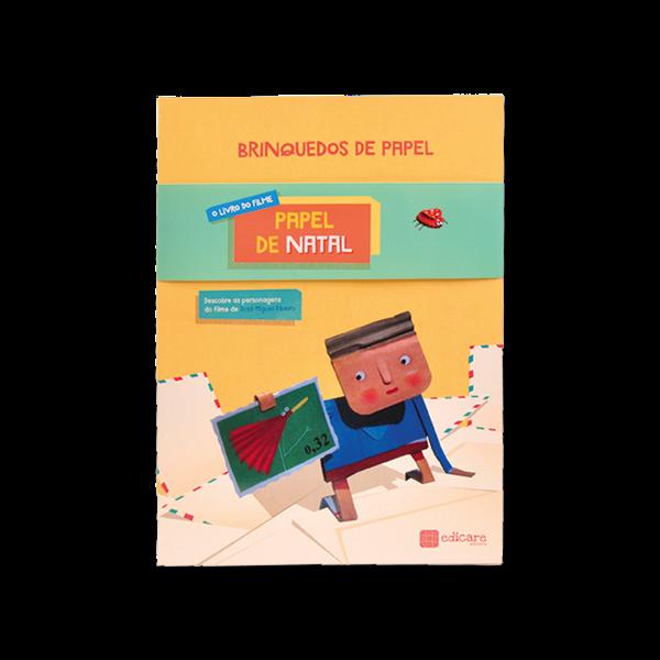 DODU & AMIGOS - PAPEL DE NATAL