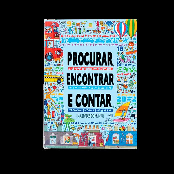 PROCURAR, ENCONTRAR E CONTAR EM CIDADES DO MUNDO