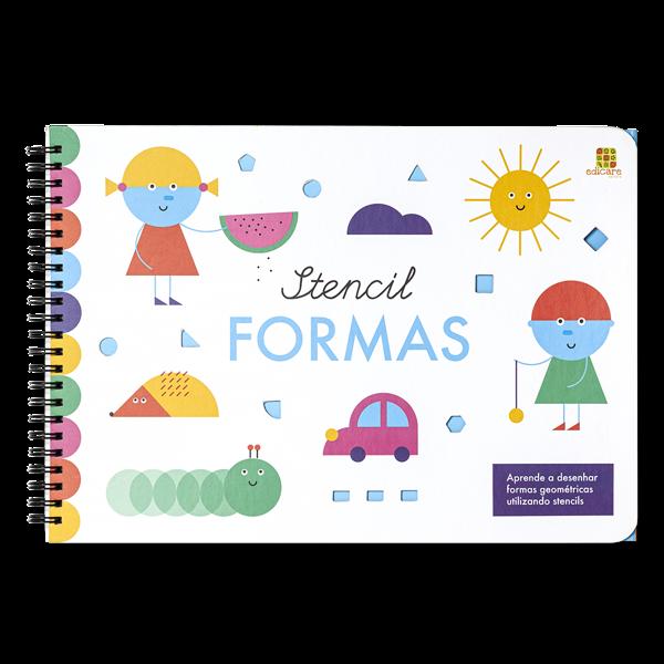 STENCIL - FORMAS