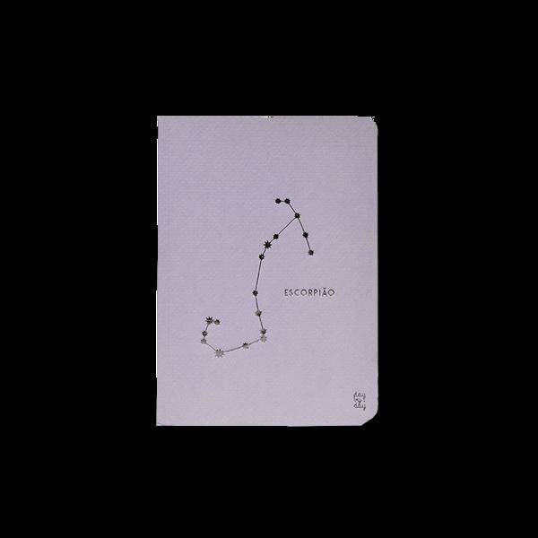 Caderno dos signos —Escorpião